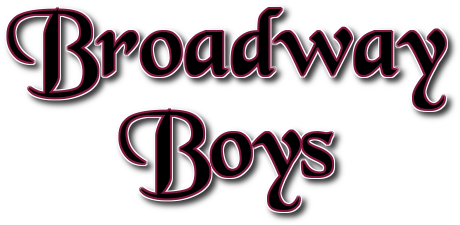 Broadway Boys Blogs